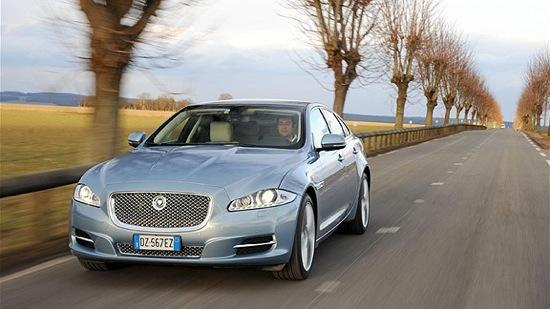 Jaguar XJ photo by Jaguar